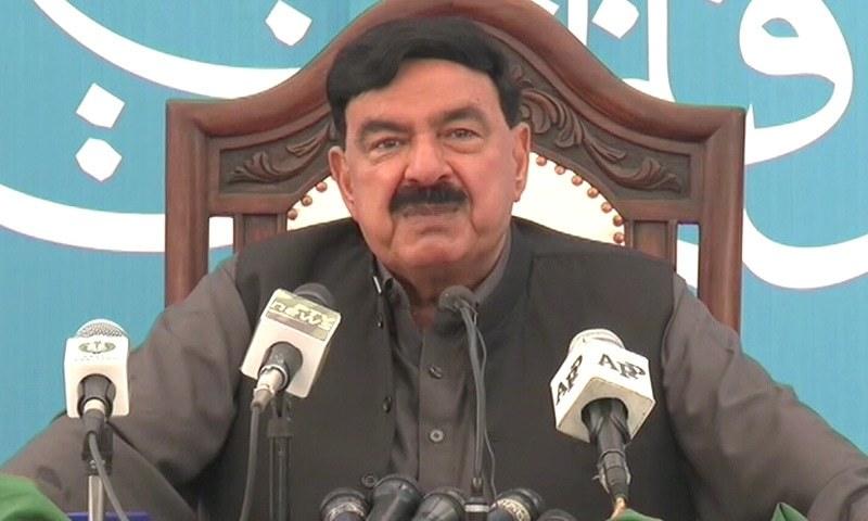 Interior Minister  Sheikh Rashid Ahmed said Pakistan will launch an e-passport system by June. — DawnNewsTV