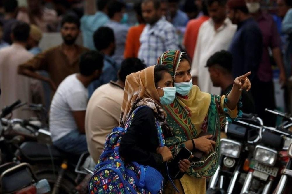 The number of critical patients reached all-time high of 4,920 and that of active cases crossed 70,000 mark. — Reuters/File