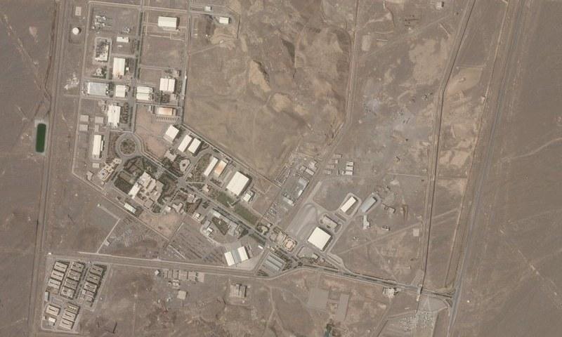 ایران نے نطنز جوہری تنصیب پر حملے کو دہشت گردی قرار دے دیا