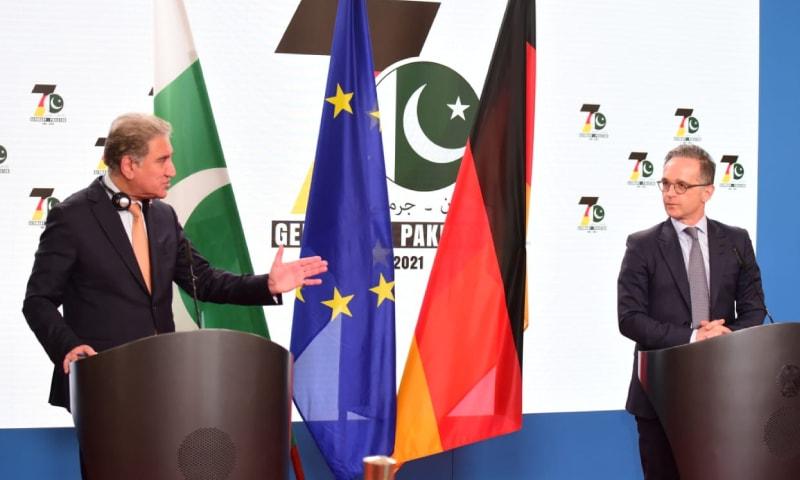پاکستان، جرمنی کے ساتھ نئے اقتصادی تعلقات چاہتا ہے، شاہ محمود قریشی