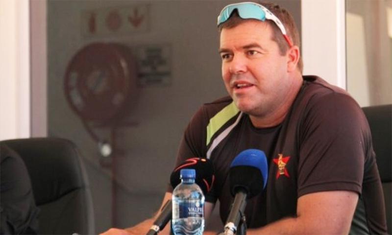 زمبابوے کے سابق کپتان ہیتھ اسٹریک پر 8 سال کی پابندی عائد