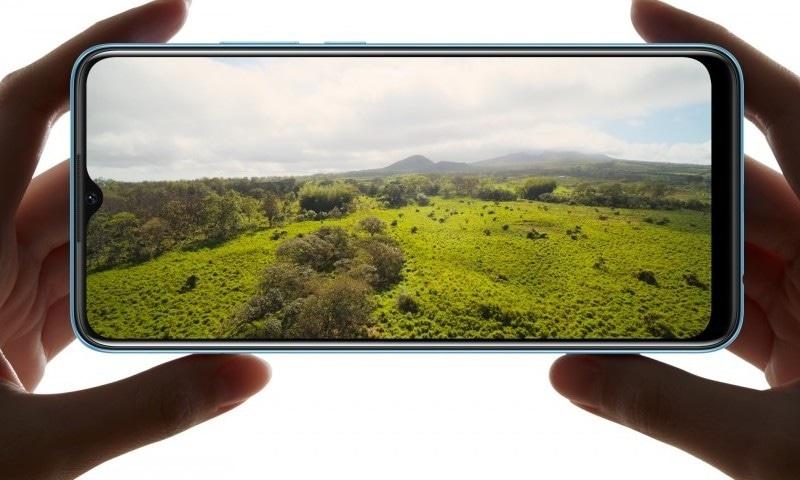 اوپو کی اے سیریز کا نیا فون اے 35 پیش