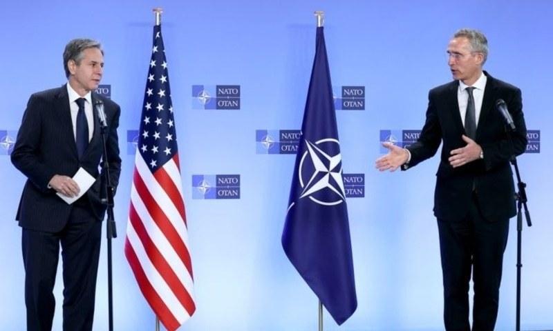 امریکا کے بعد نیٹو فورسز کا بھی 11ستمبر تک افغانستان سے مکمل انخلا کا اعلان
