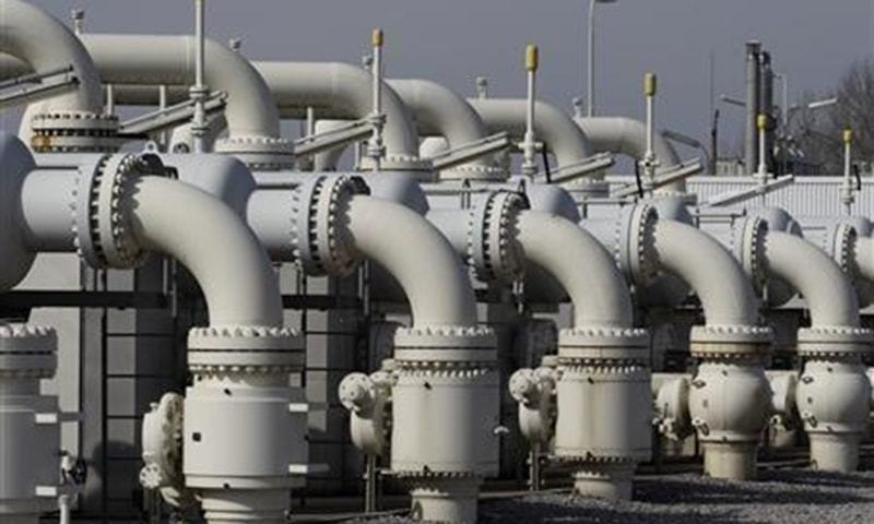 The Economic Coordination Committee (ECC) of the Cabinet on Wednesday exempted three Punjab-based power plants of 3,900 megawatts from compulsory purchases of liquefied natural gas (LNG) quantities from January 2022. — Reuters/File