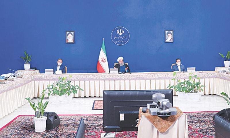 یورینیم کی 60 فیصد افزودگی 'اسرائیلی دہشت گردی' کا جواب ہے، ایران