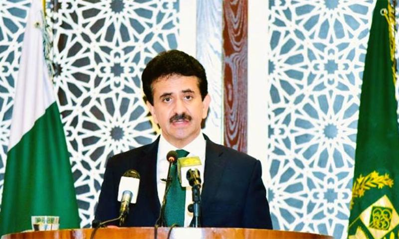 ترجمان دفتر خارجہ زاہد حفیظ چوہدری نے کہا کہ ہم اس بات پر یقین رکھتے ہیں کہ افغان تنازع کا کوئی فوجی حل نہیں ہے— فائل فوٹو: اے پی پی