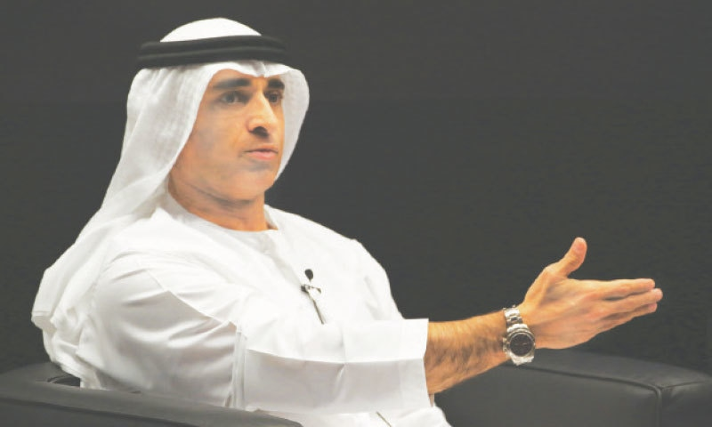 AMBASSADOR Yousef Al Otaiba.—AP