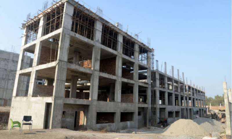 The Lahore division alone has over 600 illegal housing schemes. — White Star/File