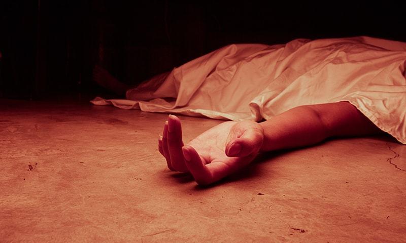 جاں بحق ہونے والوں میں 2خواتین بھی شامل ہیں فائل فوٹو: شٹر اسٹاک—