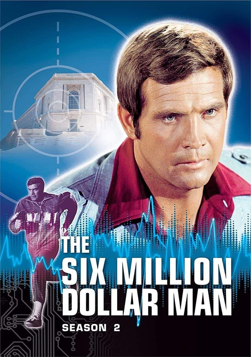 سکس ملین ڈالر مین 2