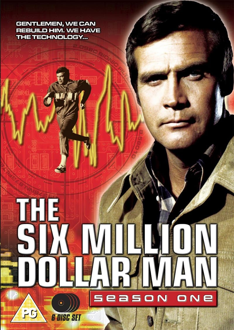 سکس ملین ڈالر مین