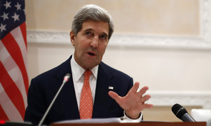 US Special Presidential Envoy for Climate John Kerry. — Reuters/File