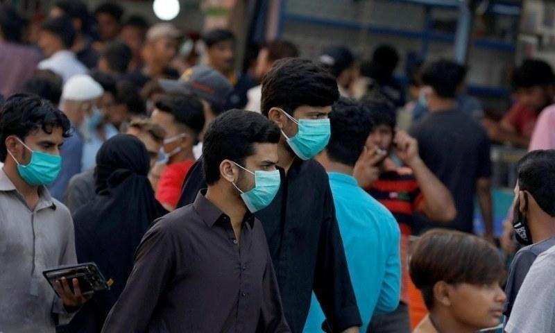 ملک میں اب تک کورونا وائرس سے 7 لاکھ 66 ہزار 882 افراد متاثر ہو چکے ہیں — فائل فوٹو: رائٹرز