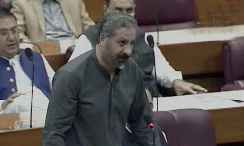 امجد علی خان— فوٹو: ڈان نیوز.