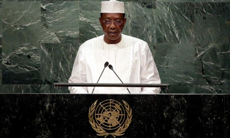 افریقی ملک چاڈ کا صدر باغیوں سےلڑائی میں جاں بحق، بیٹا عبوری صدر نامزد