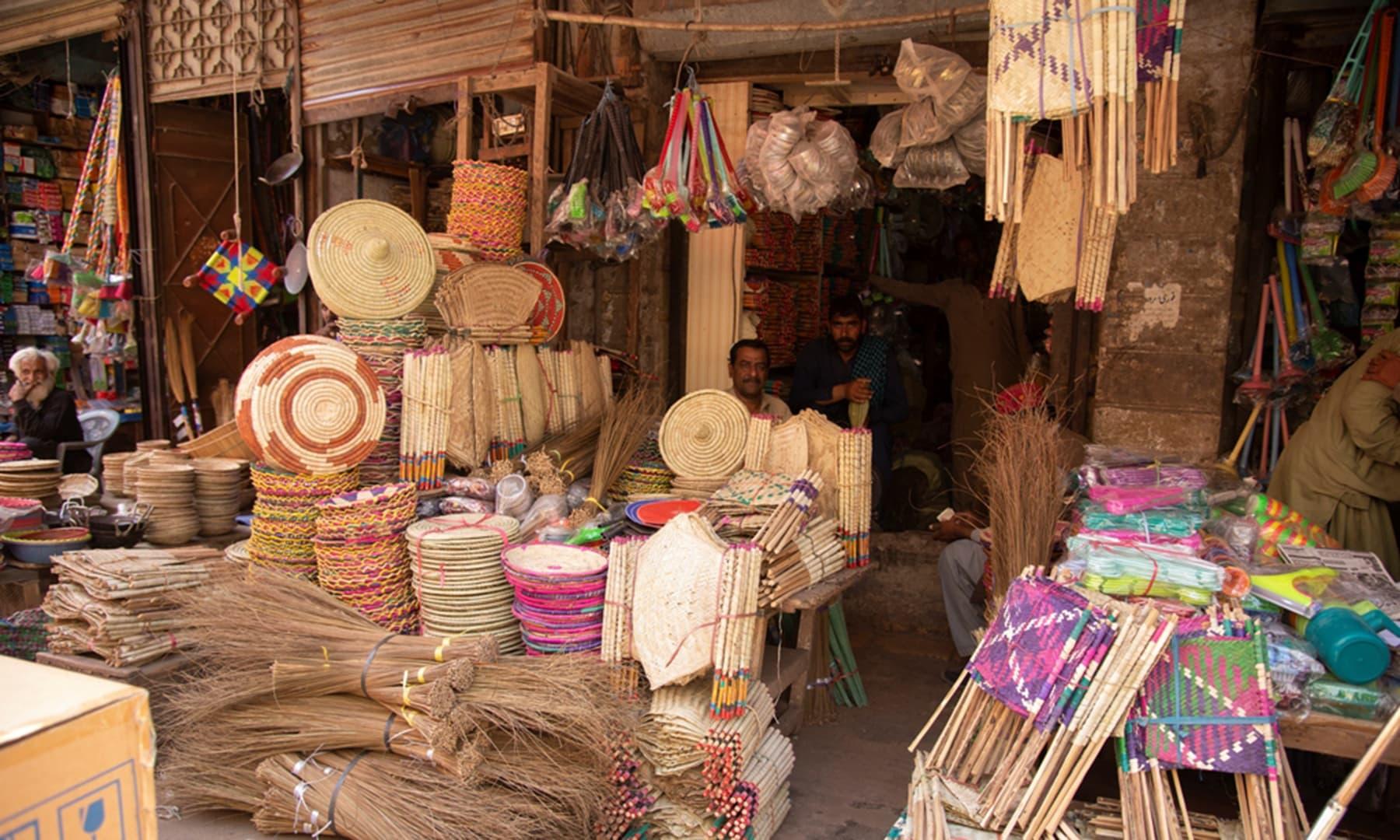 جونا مارکیٹ—اقبال کھتری