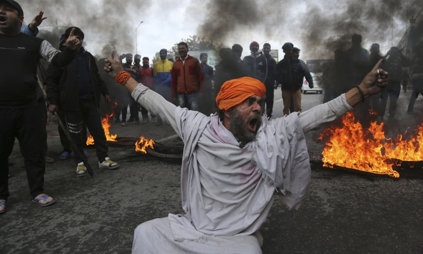 The US Commission on International Religious Freedom has recommended for the second year in a row that India be placed on a blacklist for religious freedom. — AP/File