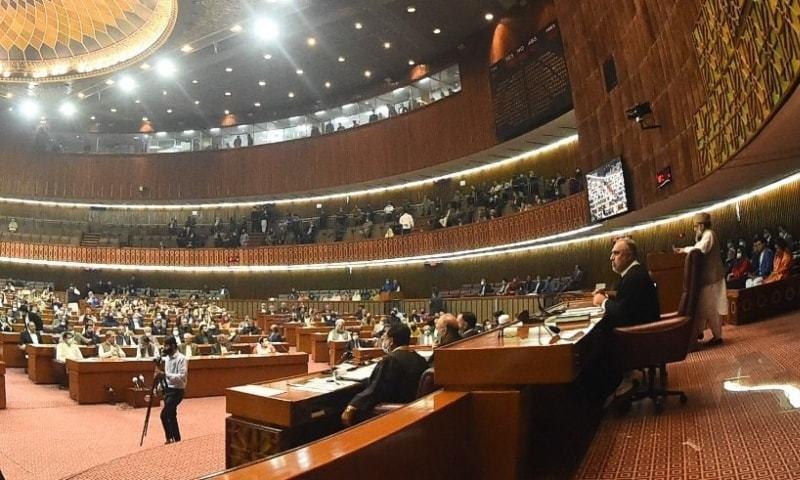 مسلم لیگ (ن) نے مشترکہ قرارداد کی تیاری کیلئے حکومت سے 'وضاحت' مانگ لی