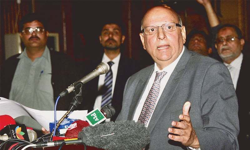 Governor Chaudhry Sarwar  said every member of the PTI had full confidence in the leadership of Prime Minister Imran Khan and the PTI government in the centre. — APP/File
