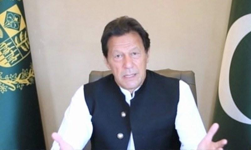 قومیں بمباری یا جنگوں سے نہیں کرپشن سے تباہ ہوتی ہیں، عمران خان