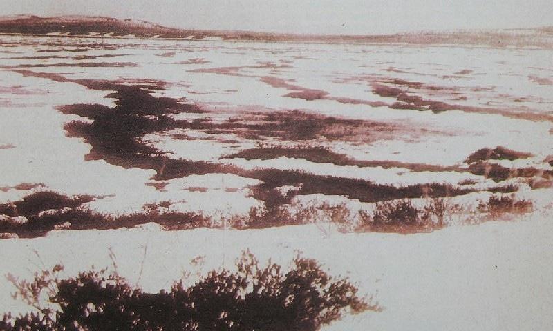 اس جگہ کی 1926 سے 1930 کے دوران لی گئی تصویر — فوٹو بشکریہ وکی پیڈیا