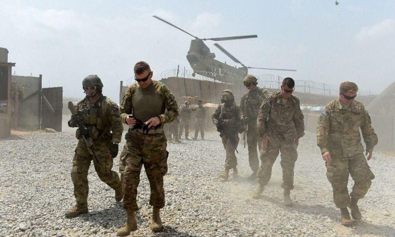 افغانستان سے فوجی انخلا کے بعد پاکستان امریکا کی ترجیحی فہرست میں کہیں بہت نیچے جاچکا ہے—اے ایف پی