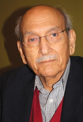 Najmus Saquib Hameed, Honorary Chairman of LRBT