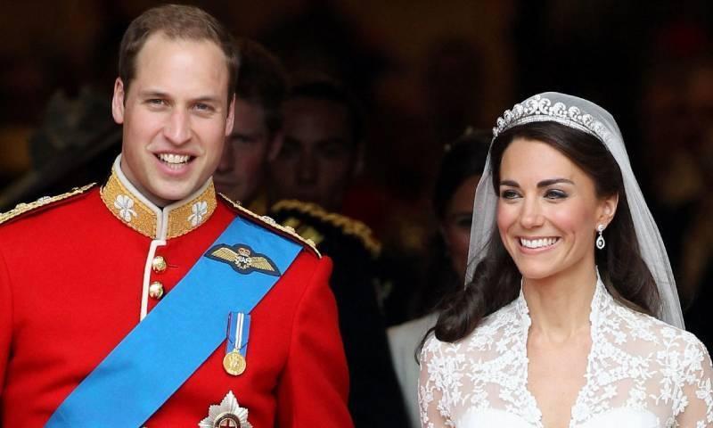 شہزادہ ولیم اور کیٹ مڈلٹن کے 3 بچے ہیں—فائل فوٹو: اے ایف پی