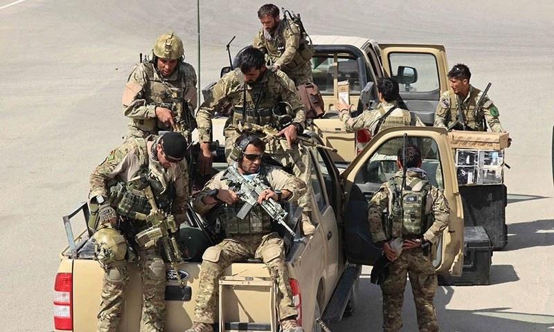 فوجیوں کی حفاظت ہر قدم پر اولین ترجیح ہوگی اور ہم انہیں نقصان سے بچانے کے لیے تمام ضروری اقدامات اٹھا رہے ہیں، نیٹو عہدیدار - فائل فوٹو:اے ایف پی