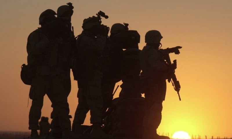 Taliban fighters have protected western military bases in Afghanistan from attacks by rival, or rogue Islamist groups for over a year under a secret annex to a pact for the withdrawal of all US forces by May 1. — AP/File