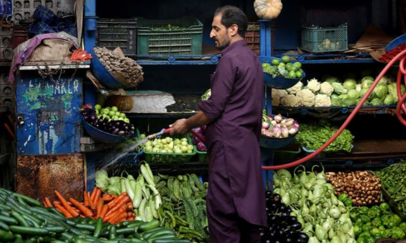 Inflation based on Sensitive Price Index for the combined consumption group for the week ended on April 29  witnessed a nominal increase of 0.05 per cent as compared to the previous week. — Reuters/File