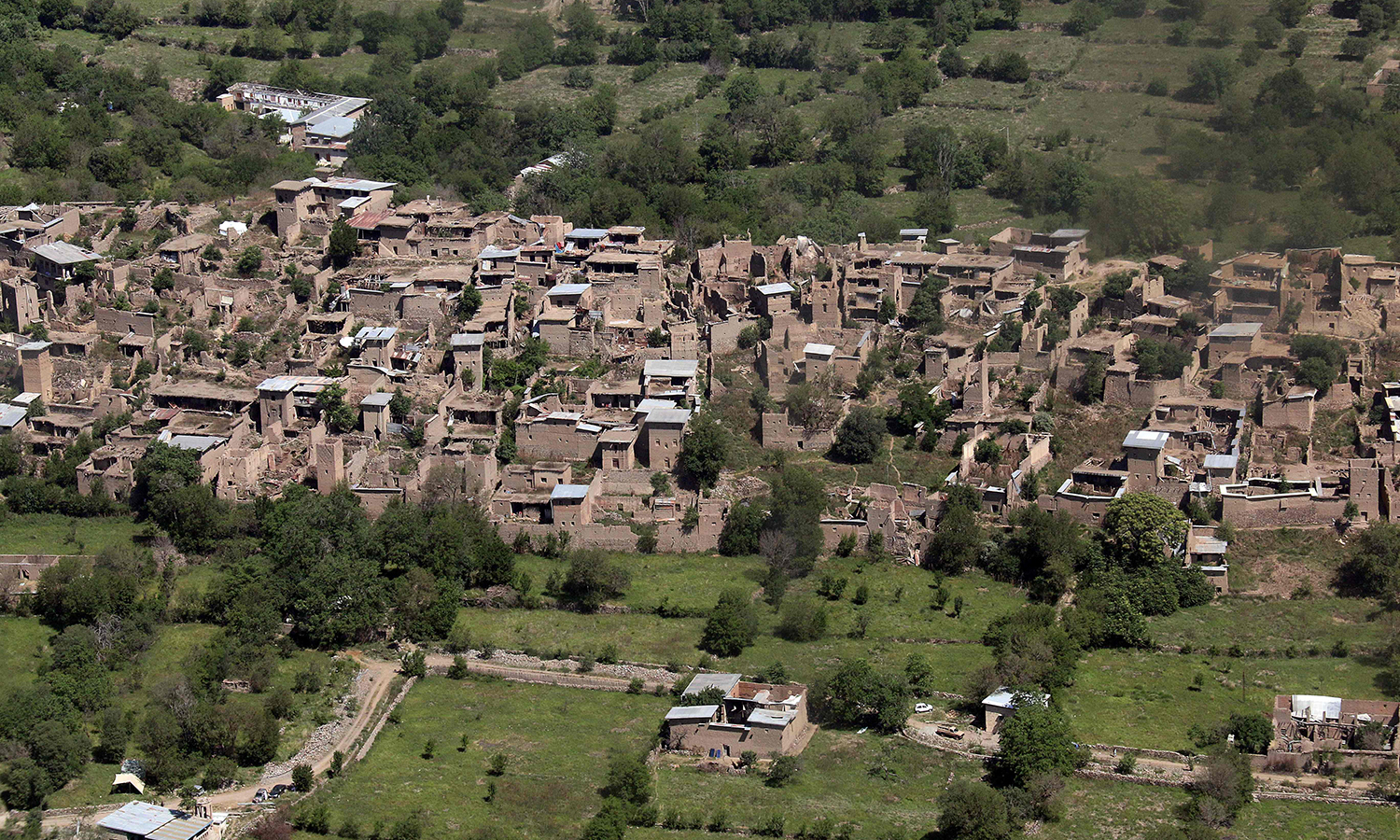 The Khyber Pakhtunkhwa government has approved a Rs2.18 billion worth of project to develop and revitalise economic infrastructure of South Waziristan tribal district over a period of three years. — AFP/File