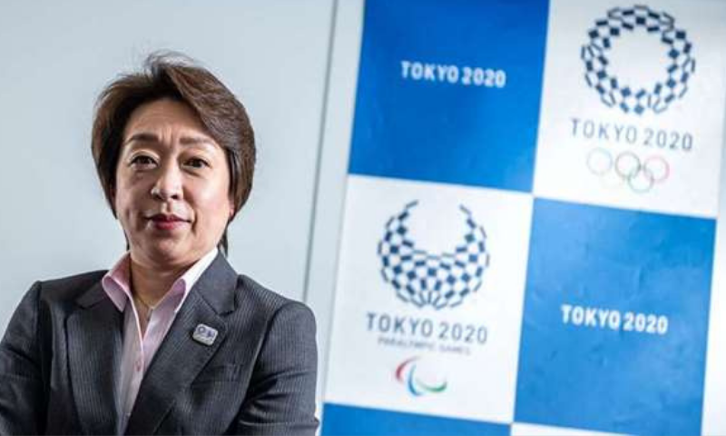 This summer's virus-postponed Olympics could be held behind closed doors, Tokyo 2020 president Seiko Hashimoto said. — AFP