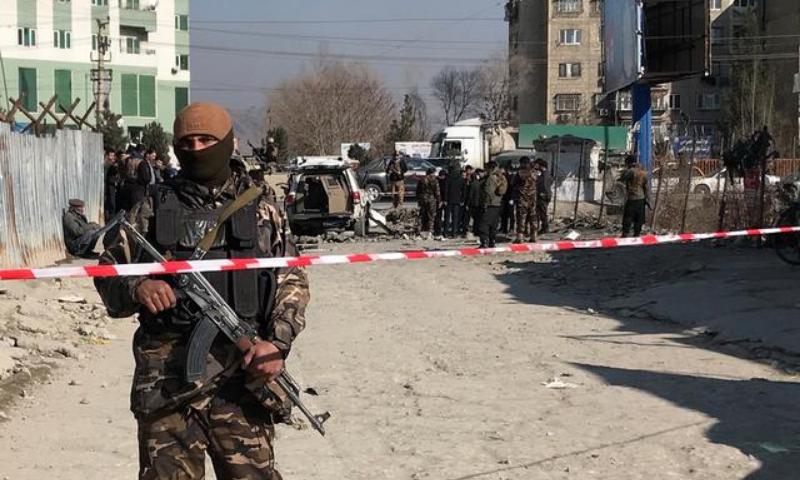 پاکستان، امریکا، چین، روس کا افغانستان سے سرحد پار حملوں کے خاتمے پر زور
