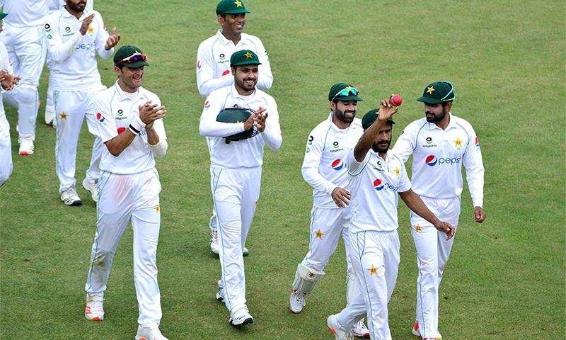 ہرارے ٹیسٹ تین دن میں ختم، پاکستان اننگز اور 116 رنز سے کامیاب