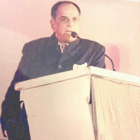 Former CBFC chief Pahlaj Nihalani | Photo: Facebook/Pahlaj Nihalani