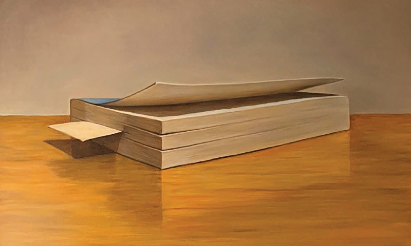 The Blue Book, Ayaz Jokhio