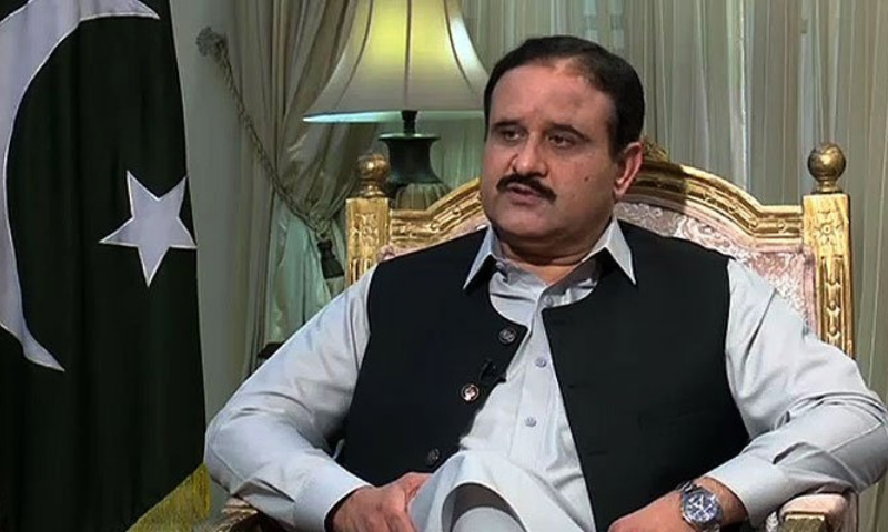 Punjab Chief Minister Usman Buzdar on Saturday announced an increase in minimum wage of workers, fixing it at Rs20,000 per month. — APP/File