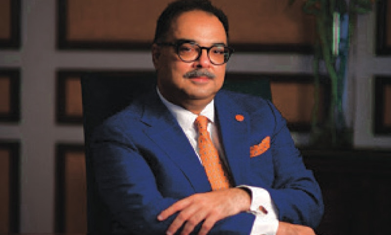 Zafar Masud, President & CEO of the Bank of Punjab