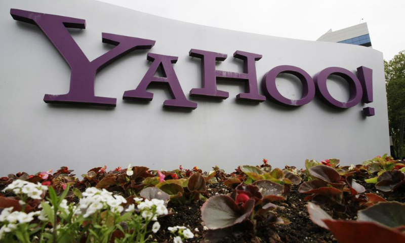 AOL and Yahoo are being sold again, this time to a private equity firm. — AP