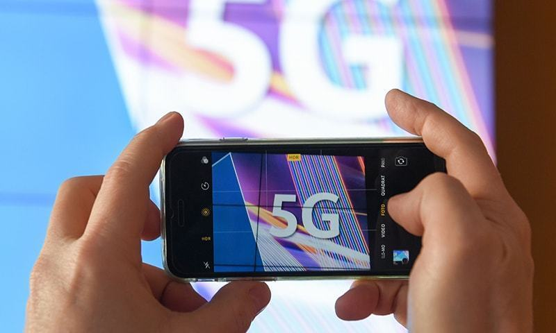 India's 5G trials will last an initial period of six months, including two months to procure and set up the equipment. — AFP/File