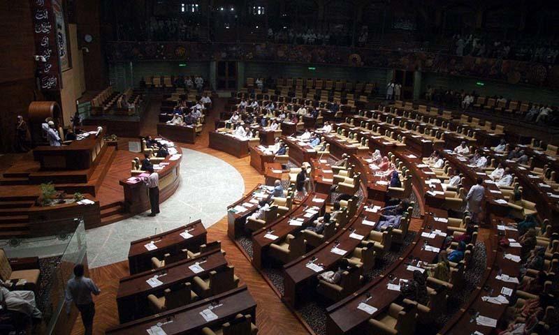 سندھ اسمبلی—فائل فوٹو: پی پی آئی