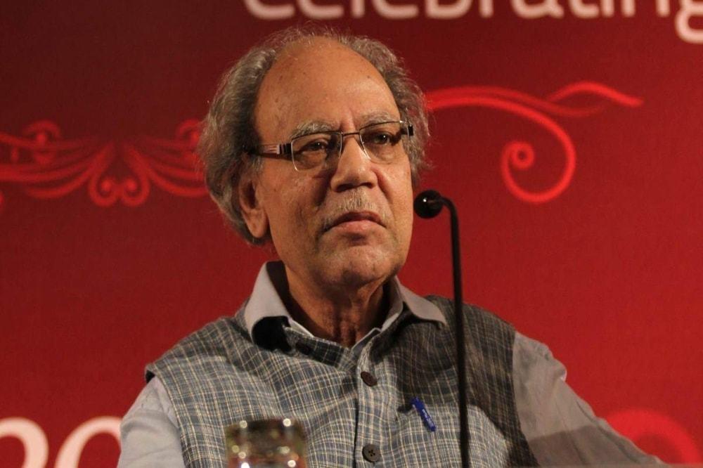 وہ برصغیر کے ایک نہایت ہی قابل عزت ادیب، ڈرامہ نگار اور شاعر تھے — فوٹو: بشکریہ ٹائمز آف انڈیا