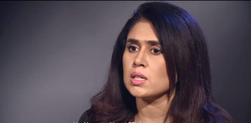 دستاویزی فلم میں تنزیلہ مظہر بھی دکھائی دیں—اسکرین شاٹ