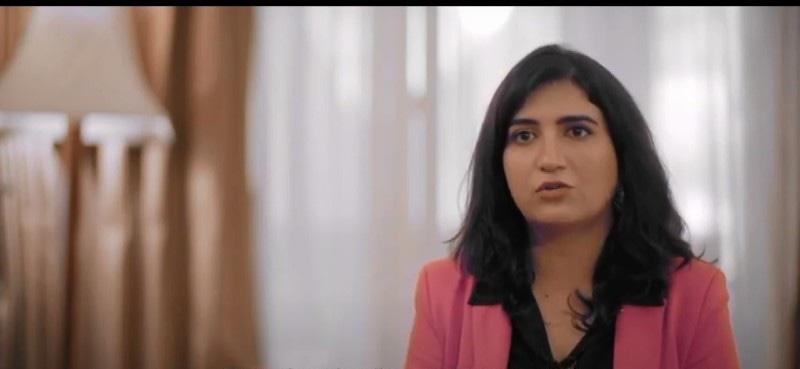 دستاویزی فلم میں بی بی سی کی فرحت جاوید نے بھی خواتین صحافیوں کو مشکلات کا ذکر کیا—اسکرین شاٹ