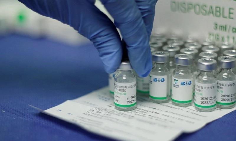 عالمی ادارہ صحت نے پہلی چینی کووڈ ویکسین کی منظوری دے دی