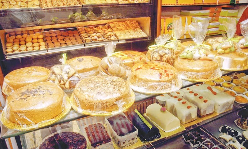 Branded manufacturers have dropped a price bomb on consumers by raising rates of bread and other bakery items by 8.5 to 9 per cent. — Dawn/File