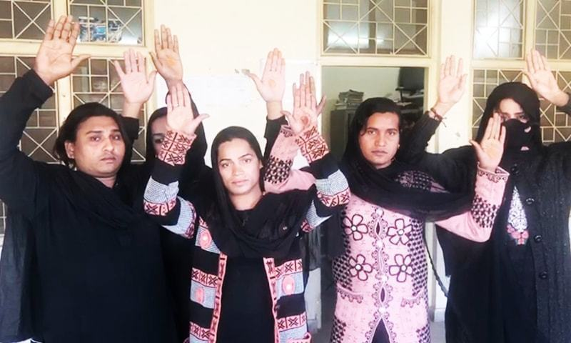 The Islamabad  Capital Territory (ICTA) Administration has recruited two transgender persons in its office on daily wages. — Rana Bilal/File
