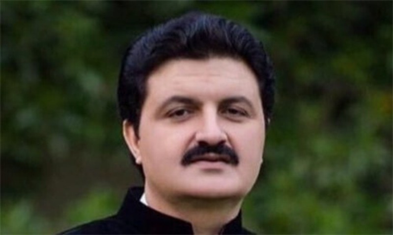 A fact-finding inquiry has cleared former adviser to the chief minister on information and public relations Ajmal Wazir of the charge of receiving kickbacks for the release of government advertisements. — Photo courtesy Twitter/File