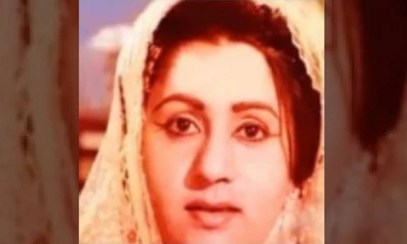 ماضی کی مقبول اداکارہ طلعت صدیقی انتقال کرگئیں